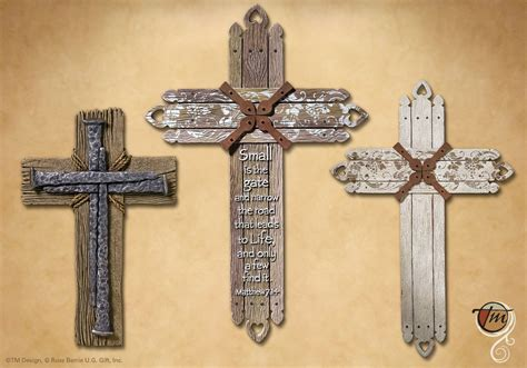Metal Cross Wall Art - Elitflat