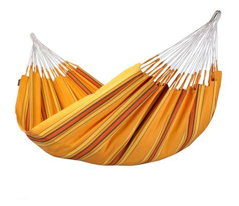 Currambera Apricot  Klassische Doppelhängematte Aus