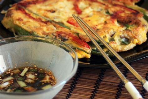 cuisine coreenne cuisine coréenne la galette aux légumes kimshii