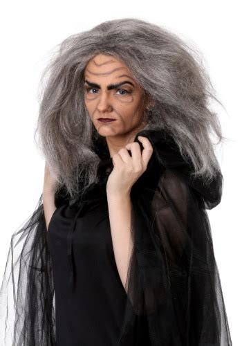 witchold lady wig