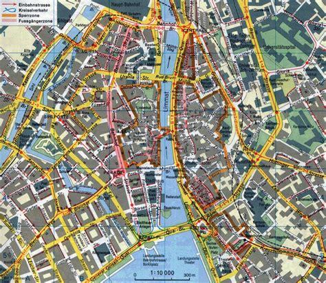 zurich switzerland tourist map zurich mappery