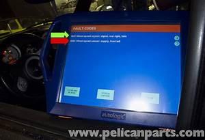 Bmw E60 Lights Mini Cooper R56 Wheel Speed Sensor Testing 2007 2011