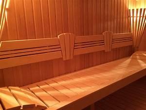Saunahaus Selber Bauen : sauna teil 6 r ckenlehnen und saunaleuchten hausbau ein baublog ~ Whattoseeinmadrid.com Haus und Dekorationen