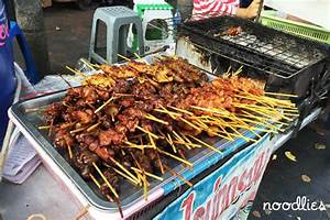 Chatuchak Weekend Market Bangkok noodlies - A Sydney