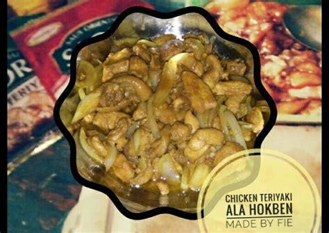 Dibawah ini adalah cara memasak chicken teriyaki ala hokben. Resep Ayam Teriyaki ala ala HokBen oleh Fitri Ariyanto - Cookpad