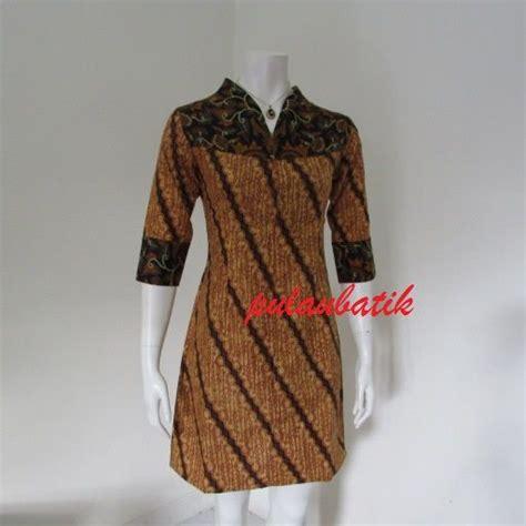 batik pesta model dress db bisa dipesan kembali setelah