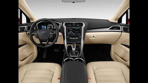 ford fusion review engine interior exterior