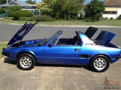 Fiat Bertone X19 For Sale fiat x19 bertone for sale auto today