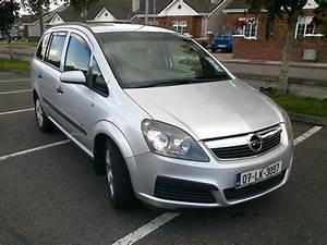 Opel Zafira 2007 : 2007 opel zafira 16 petrol 7 seater nct 2017 for sale in blarney cork from oscar2905 ~ Medecine-chirurgie-esthetiques.com Avis de Voitures