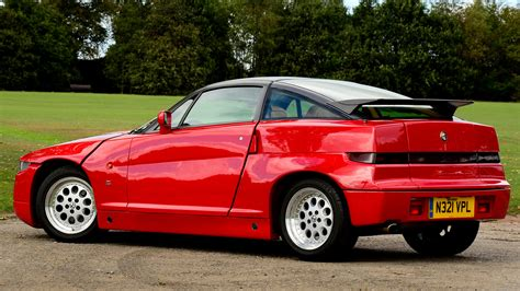 Sz/rz I Alfa Romeo Specifications And Review