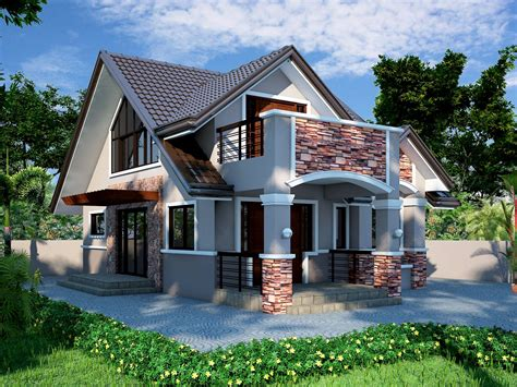 Charming Modern Mediterranean House Designs Modern