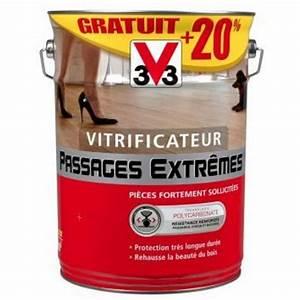 vitrificateur de parquet v33 6l brillant peinture et With vitrificateur de parquet