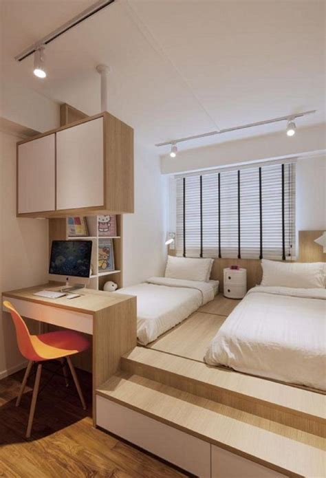 Small Bedroom Design Ideas Singapore by 10 Creative Space Savvy Raised Floor Designs For