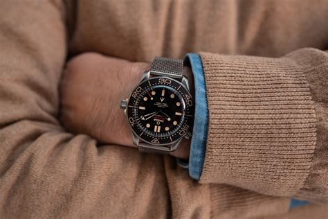Introducing: The Omega Seamaster Diver 300M 007 Edition ...