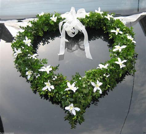 besten wedding car decorations bilder auf pinterest