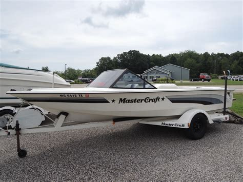 Mastercraft Power Boats For Sale by 1986 Mastercraft Prostar 190 Power Boat For Sale Www