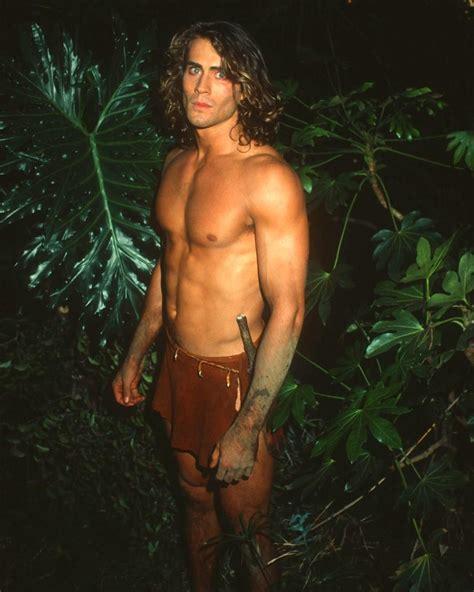 Every day counts, there's no tomorrow, live your life to its fullest. Joe Lara   Disney s, Lara, Tarzan