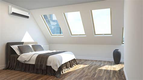bedroom ac unit loft conversion air conditioning installations expert