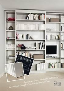 Schreibtisch Im Schrank Verstecken : fernseher verstecken b cherregal collages di 2018 pinterest wohnzimmer fernseher ~ Markanthonyermac.com Haus und Dekorationen