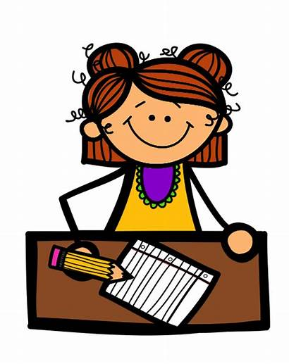 Writing Clipart Clip Kid Clipartion