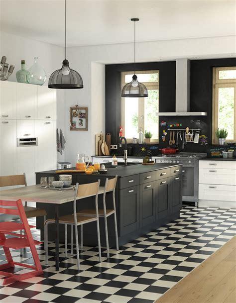 le cuisine la cuisine et blanche plus contemporaine que jamais