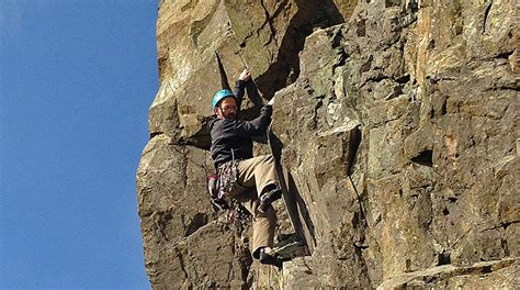 Learn Lead Rock Climbing Course