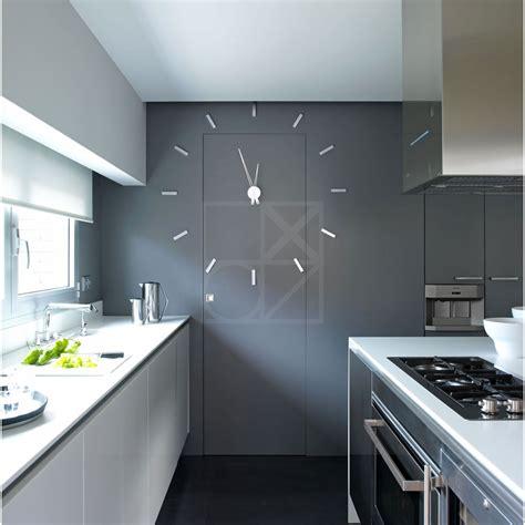 horloge moderne cuisine horloge murale design horloge nomon tacon 12