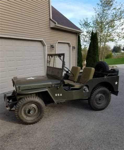 kaiser willys jeep 1946 willys cj 2a jeep kaiser willys overland army manual