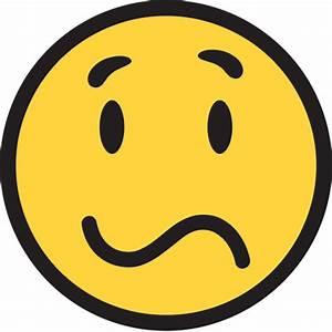 Confused Face Emoji | www.pixshark.com - Images Galleries ...