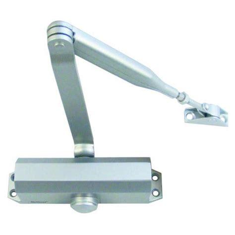briton automatic overhead metal door closer soft close