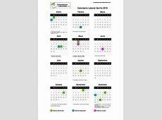 Calendario Laboral Sevilla 2019