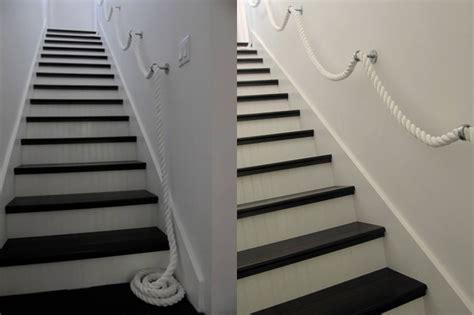 desain railing tangga modern aman unik menarik