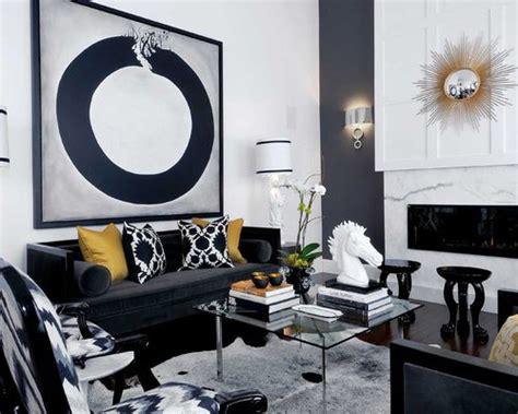 black white gold ideas pictures remodel  decor