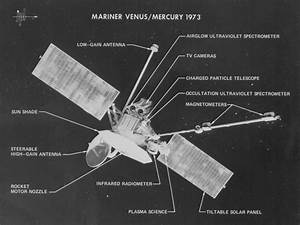 Mariner 10: First Mission to Mercury