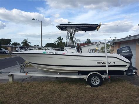 Centre Console Boats For Sale Usa by Century Center Console 2001 For Sale For 14 000 Boats