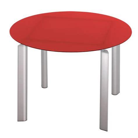 table carree 120 cm table en verre ronde 120 cm yes 120rnr