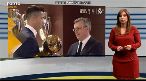 It has rapidly taken a hold of late night ratings, due to its programming being extremley. Porto Canal - Jornal Diário (2016) - YouTube