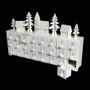 Calendrier De L Avent The : calendrier de l 39 avent lumineux commode calendrier de l 39 avent eminza ~ Preciouscoupons.com Idées de Décoration