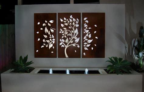 style home designs outdoor garden wall