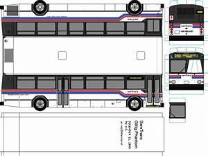 United States  U7f8e U570b  U2013 Paper Bus Connection  U2013  U7d19 U5df4 U58eb U7e3d U532f