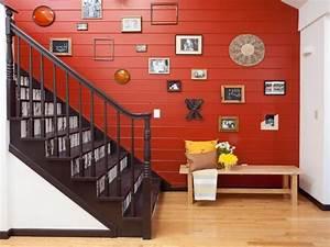 Decoration Murale Montee Escalier : 70 inspirations pour une d co mont e d escalier originale ~ Dailycaller-alerts.com Idées de Décoration