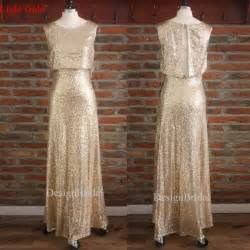 inexpensive wedding favor ideas gold sequined prom dress 2015 formal dress gold