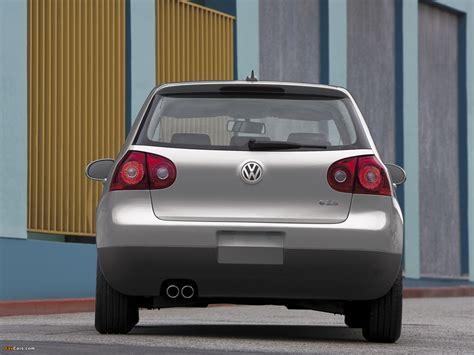 Volkswagen Rabbit 5 Door 200609 Wallpapers 1600x1200