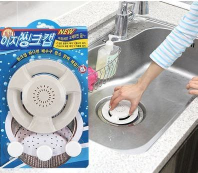 sink drain smell cleaner qoo10 sink drain cleaner smell block bacterial
