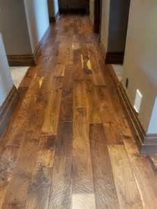7 quot scraped walnut plank traditional hardwood flooring salt lake city by wood floor