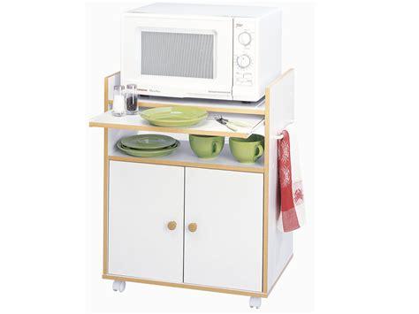tablette cuisine meubles de cuisine meuble micro ondes quot origan quot 2 portes 1 tablette coulissante 39720