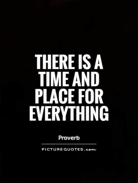 A Time For Everything Quotes