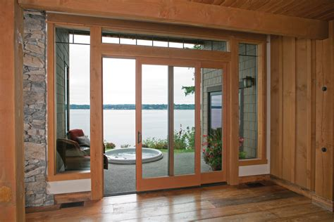 fully opening patio doors ideas design pics exles