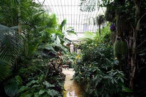 Jardins D'hiver: Oasis De Charme
