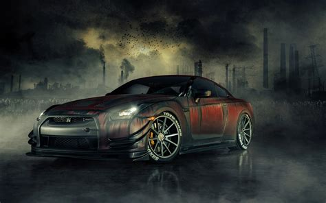 Iphone Widebody Gtr Wallpaper by Nissan Skyline Gtr R33 Wallpapers 65 Background Pictures